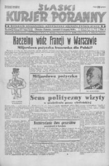 Śląski Kurjer Poranny, 1936, R. 2, nr 220