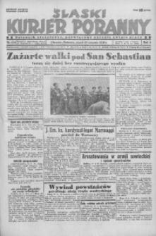 Śląski Kurjer Poranny, 1936, R. 2, nr 234