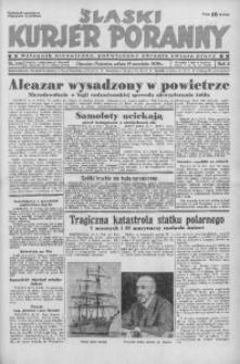 Śląski Kurjer Poranny, 1936, R. 2, nr 256