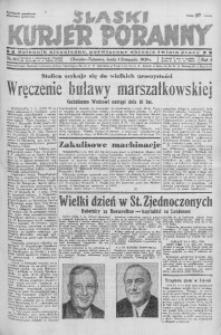 Śląski Kurjer Poranny, 1936, R. 2, nr 302