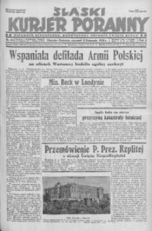 Śląski Kurjer Poranny, 1936, R. 2, nr 310