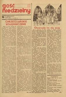 Gość Niedzielny, 1972, R. 41, nr 16