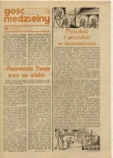 Gość Niedzielny, 1975, R. 52, nr 50