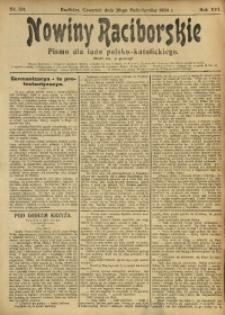 Nowiny Raciborskie, 1904, R. 16, nr 124