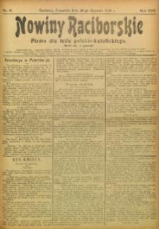 Nowiny Raciborskie, 1905, R. 17, nr 11