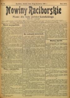 Nowiny Raciborskie, 1905, R. 17, nr 50