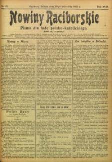 Nowiny Raciborskie, 1905, R. 17, nr 115