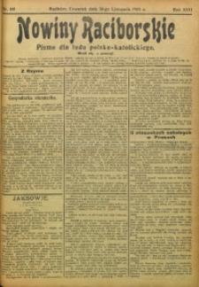 Nowiny Raciborskie, 1905, R. 17, nr 141