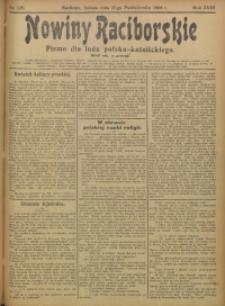Nowiny Raciborskie, 1906, R. 18, nr 120
