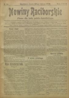 Nowiny Raciborskie, 1919, R. 31, nr 25