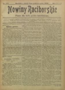 Nowiny Raciborskie, 1919, R. 31, nr 119