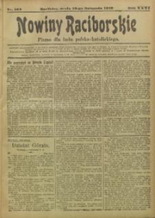 Nowiny Raciborskie, 1919, R. 31, nr 139