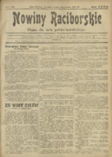 Nowiny Raciborskie, 1920, R. 32, nr 69