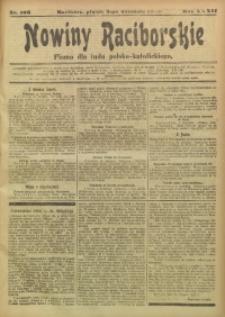 Nowiny Raciborskie, 1920, R. 32, nr 106