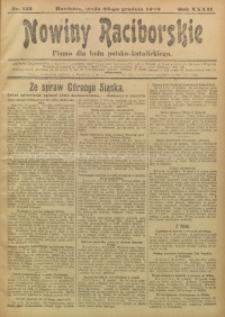 Nowiny Raciborskie, 1920, R. 32, nr 153