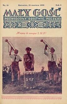 Mały Gość, 1933, R. 8, nr 13