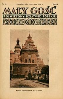 Mały Gość, 1936, R. 11, nr 11