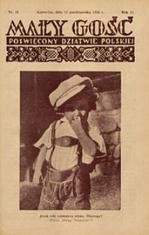 Mały Gość, 1936, R. 11, nr 21