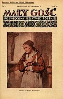 Mały Gość, 1937, R. 12, nr 18