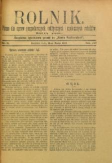 Rolnik, 1909, R. 16, nr 11