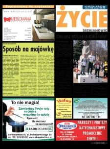 Życie Siemianowic, 2013, nr8 (262)