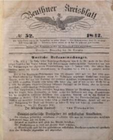 Beuthner Kreisblatt, 1847, No 52