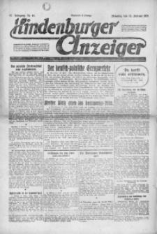 Hindenburger Anzeiger, 1921, Jg. 50, Nr. 44