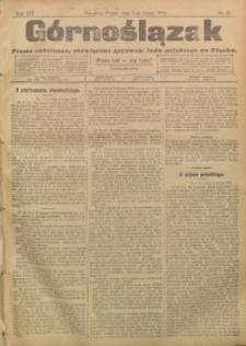 Górnoślązak, 1908, R. 7, nr 31
