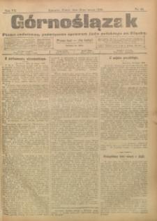 Górnoślązak, 1908, R. 7, nr 49