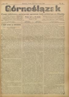 Górnoślązak, 1908, R. 7, nr 53