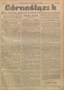 Górnoślązak, 1908, R. 7, nr 146