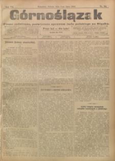 Górnoślązak, 1908, R. 7, nr 151