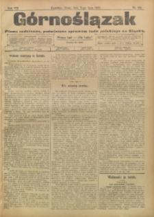 Górnoślązak, 1908, R. 7, nr 160