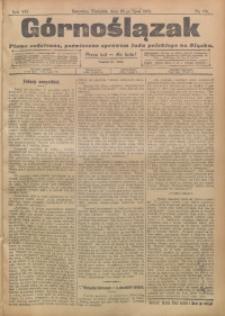 Górnoślązak, 1908, R. 7, nr 170
