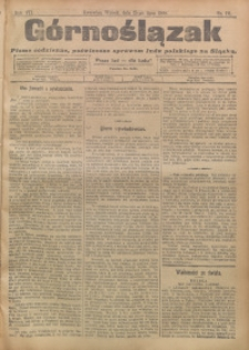 Górnoślązak, 1908, R. 7, nr 171