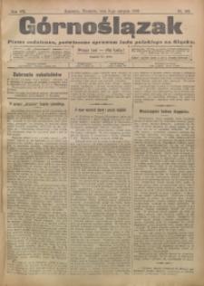 Górnoślązak, 1908, R. 7, nr 182