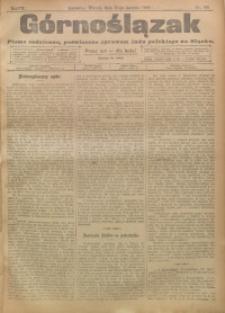 Górnoślązak, 1908, R. 7, nr 189
