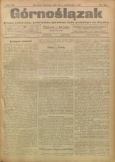 Górnoślązak, 1908, R. 7, nr 242