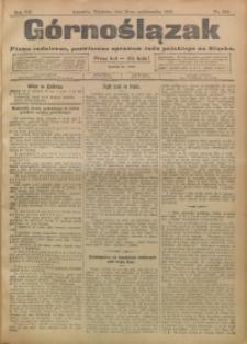 Górnoślązak, 1908, R. 7, nr 248