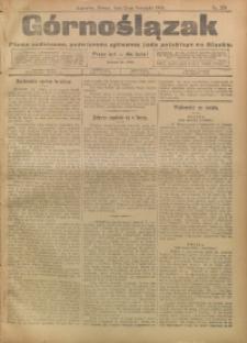 Górnoślązak, 1908, R. 7, nr 270