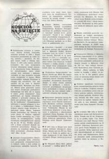 Chrześcijanin, 1986, nr 6