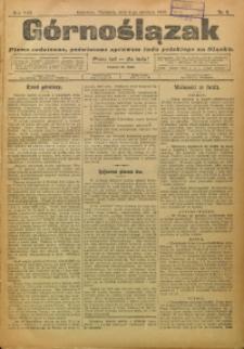 Górnoślązak, 1909, R. 8, Nr. 2