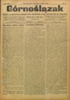 Górnoślązak, 1909, R. 8, Nr. 15
