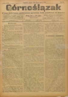Górnoślązak, 1909, R. 8, Nr. 68