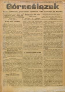 Górnoślązak, 1909, R. 8, Nr. 74