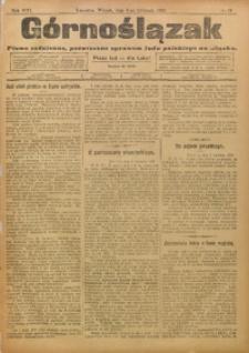Górnoślązak, 1909, R. 8, Nr. 78