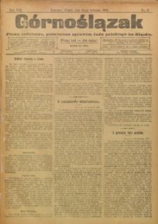 Górnoślązak, 1909, R. 8, Nr. 97