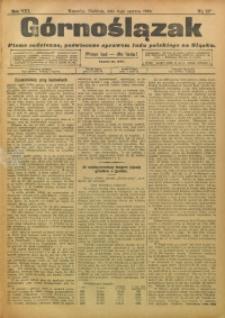 Górnoślązak, 1909, R. 8, Nr. 127