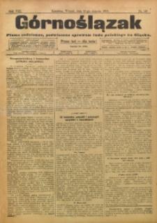 Górnoślązak, 1909, R. 8, Nr. 180