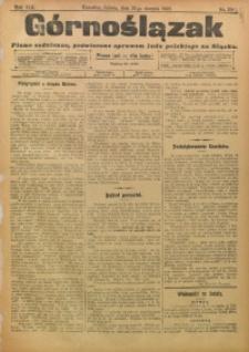 Górnoślązak, 1909, R. 8, Nr. 190